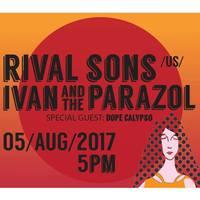 Augusztus 5-én Rival Sons a Budapest Parkban!