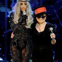 Yoko Ono és Lady Gaga duetteket énekeltek