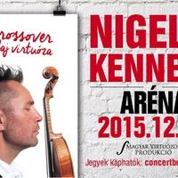 Nyerj páros jegyet Nigel Kennedy koncertjére!