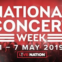 Kedvezményekkel és ajándékokkal indítja a májust a Live Nation egy hetes akciója