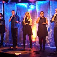 Ma este Budapest Voices a Kobuci Kertben