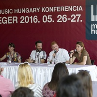 Június 1-2.: Music Hungary konferencia Egerben
