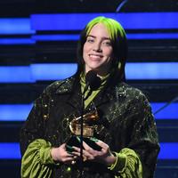 Billie Eilish letarolta a mezőnyt a Grammy-díjátadón