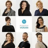 Péterfy Boriba hajolt bele a Budapest Voices