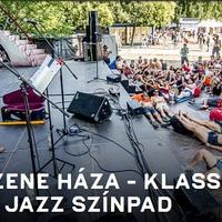 Klasszikus zene, opera és jazz a Szigeten? Igen, a Magyar Zene Háza színpadán.