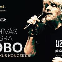 A Recorder bemutatja: Hobo akusztikus feldolgozásestje pénteken a Muzikumban