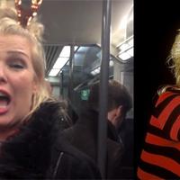Kim Wilde ünnepi részegségben zendített rá a vonaton a Kids In America-ra