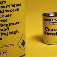 Szükségtelen eltakarni a repedéseket – ARONS Land Cargo Co.-lemezpremier
