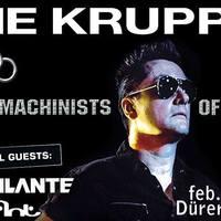 Nyerj páros jegyet a Die Krupps-ra a Dürerbe!