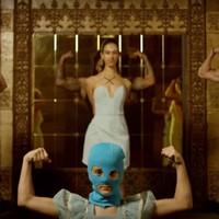 Vagina-dallal vág oda a Pussy Riot