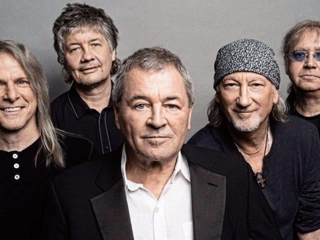Ma este Deep Purple a Papp László Sportarénában!