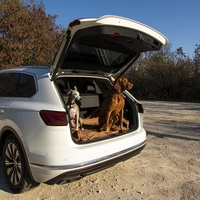 Megszokni könnyű, rászokni még könnyebb. Kipróbáltuk a Volkswagen Touareg modelljét.
