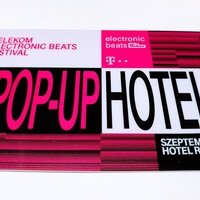 Egyéjszakás kaland a Pop-Up Hotelben: meglepő bulival startolt a Telekom Electronic Beats Festival