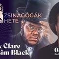 Amerikai haszid zsidó rapper és a brit soulszíntér ezerarcú énekese vasárnap a Zsinagógák Hete zenei színpadán