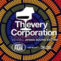Ma Thievery Corporation a Budapest Parkban!