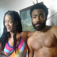 Vajon Donald Glover mit forgatott Kubában Rihannával?