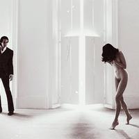 Nick Cave: szeretem a feleségem (pucér) fotóját az új lemezünk borítóján
