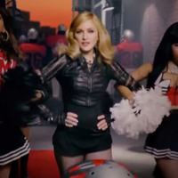 Madonna feat. M.I.A. and Nicki Minaj: Give Me All Your Luvin' + M.I.A.: Bad Girls (videoklipek)