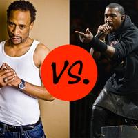 Kanye West a hiphop férfiasságát teszi kockára