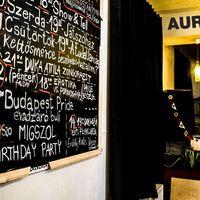 Klubkörkép – Auróra