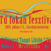 Július 1-től 5-ig Tű Fokán Fesztivál Cserhátszentivánon