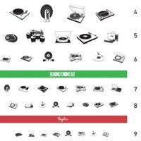 Nem lemezjátszót káprázik a szemed, a Vinylize újratervezte a Snellen táblát a RSD alkalmából!