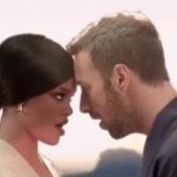 Coldplay feat. Rihanna: Princess Of China (videoklip)