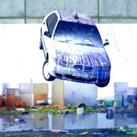 Csak az autót ne! - Látványos új Buraka Som Sistema-klip