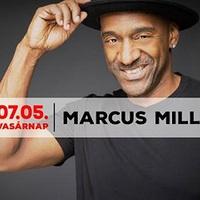 Marcus Miller a Budapest Parkban