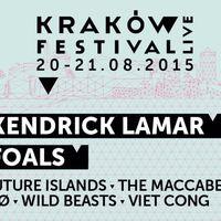 Nem vendéglátós szemlélet – Kraków Live Festival 2015