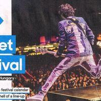 A Sziget dicséretét zengi az NME