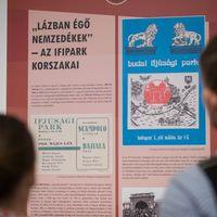 Itt a Cseh Tamás Program – Megnyílt a Volt egyszer egy Ifipark… című kiállítás