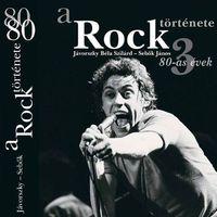 Nyerd meg karácsonyra A rock története 3 - 80-as évek című zenetörténeti könyvet!