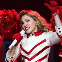 Madonna söpörte be a legtöbb koncertbevételt
