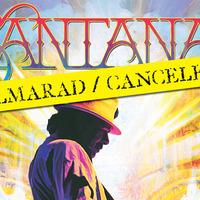 Elmarad a budapesti Carlos Santana-koncert