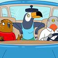 Filmrecorder. Visszatértek a szerethető szárnyasok! - Tuca & Bertie (kritika)