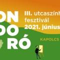Önfeledt szórakozás, külföldi artisták és utcazene: júniusban jön a harmadik Bondoró!