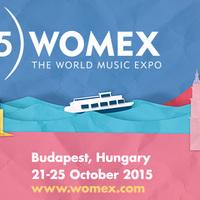 Mától indul a WOMEX Budapesten!