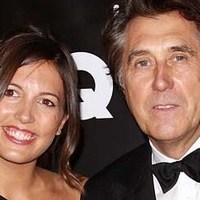 Bryan Ferry feleségül vette a fia exbarátnőjét