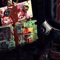 A gépek is véreznek - Lusine új klipje