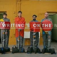 A szemünkkel szórakoznak - itt az OK Go új videója