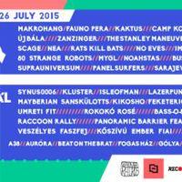 Íme, a júliusi Rakéta Fesztivál 2015 teljes programja!