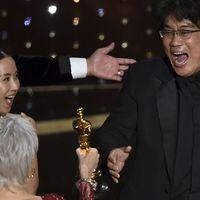 Borult a papírforma, nagyot nyert az Élősködők az Oscar-díjátadón