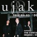 Hétfő este a japán Qujaku pszichrockol a Dürerben!