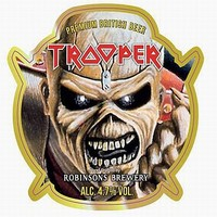 Az Iron Maiden sörét is csapolják az angol parlamentben