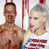 Szokásosan beteg, de sztárokkal teli az új Die Antwoord-videó
