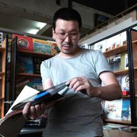 Megnyílt Mongólia első lemezboltja!