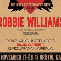 Ma este az Erasure-Robbie Williams páros koncertezik a Groupama Arénában!