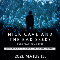 Új időpontot kapott a budapesti Nick Cave and the Bad Seeds koncert
