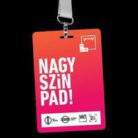 2017 májusában újra itt a NAGY-SZÍN-PAD!
